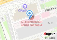 Компания «ИФК» на карте