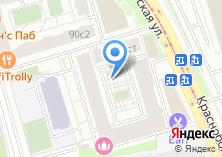 Компания «Виноградов-Мебель» на карте