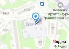 Компания «Детский сад №1818» на карте