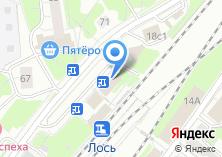 Компания «Траст сервис» на карте