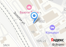 Компания «Dzeta Stroy» на карте