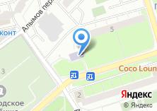 Компания «ТрансГруппСтрой» на карте
