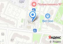 Компания «Перловская баня» на карте