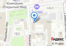 Компания «Латимерия» на карте