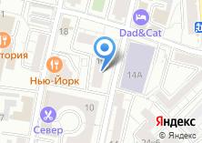 Компания «ГПНТБ» на карте