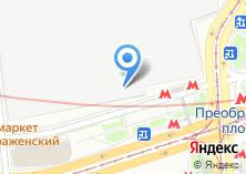 Компания «Интернет-магазин для машин» на карте