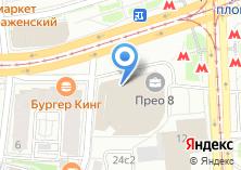 Компания «Я СТОЛЯР» на карте
