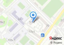 Компания «Авиакосмическое приборостроение» на карте