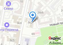 Компания «Преображенская межрайонная прокуратура» на карте