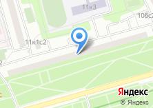 Компания «Ремонт окон Орехово» на карте