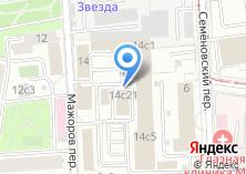 Компания «ПИМНАРА» на карте