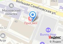 Компания «ПОЛИСТОМ» на карте