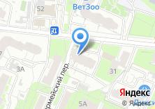 Компания «ЮАСстрой» на карте