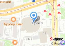 Компания «ПРЕО8» на карте