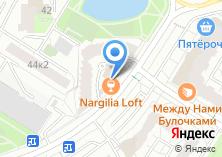 Компания «Строящееся административное здание по ул. Благовещенская (г. Мытищи)» на карте