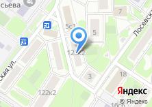 Компания «ПрокатВАЗ.ру» на карте