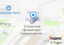 Компания «Союз дизайнеров Москвы» на карте