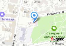 Компания «Геокадастр» на карте