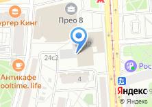 Компания «Mossovet» на карте