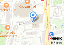 Компания «Bloggibar» на карте