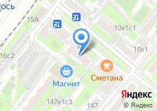 Компания «Домашний текстиль на ул. Егора Абакумова 11» на карте