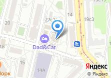 Компания «Арктик машин- р» на карте
