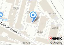 Компания «MuvaaMedia» на карте