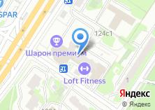 Компания «МосстройТехнологии» на карте