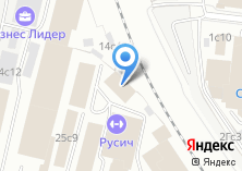 Компания «Смирновский» на карте