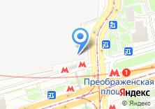 Компания «ElekMart» на карте