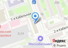 Компания «Общежитие МТУСИ» на карте