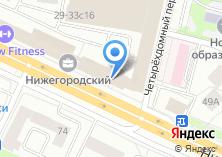 Компания «METALCHAIRS» на карте
