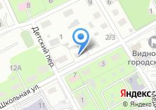 Компания «Горки» на карте