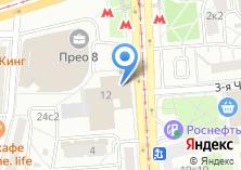 Компания «vmodde.ru» на карте