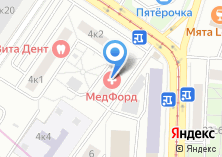 Компания «Авиамоторная 4-3» на карте