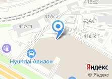 Компания «Авилон Автомобильная Группа» на карте