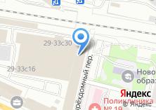 Компания «ИмпэксПлюс» на карте