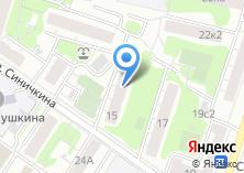 Компания «ПайпРус» на карте