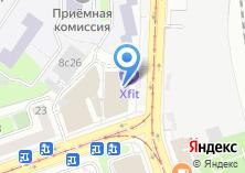 Компания «ТЭН-Девелопмент» на карте