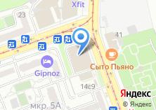 Компания «Ковали.ру» на карте