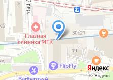 Компания «Кубышка Столичная» на карте