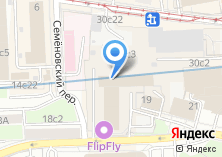 Компания «ЦКБ Энергоремонт» на карте