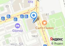 Компания «Рейтинговое агентство строительного комплекса» на карте