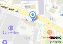 Компания «Modish.ru» на карте