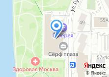 Компания «Гидро-механические системы» на карте