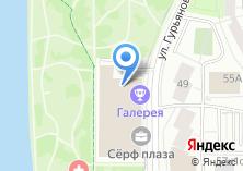 Компания «Тескома-надоба» на карте