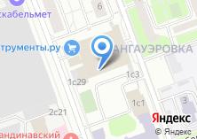 Компания «Пробковая мастерская» на карте