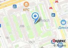 Компания «Гео-Санрайз» на карте