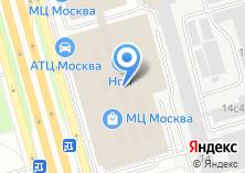 Компания «Sitee.ru» на карте