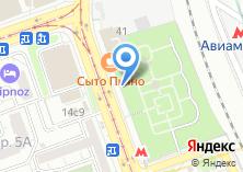 Компания «Бистро на Авиамоторной» на карте